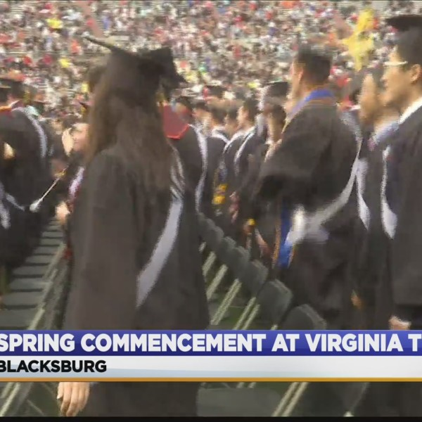 Congratulations to the Virginia Tech Class of 2019
