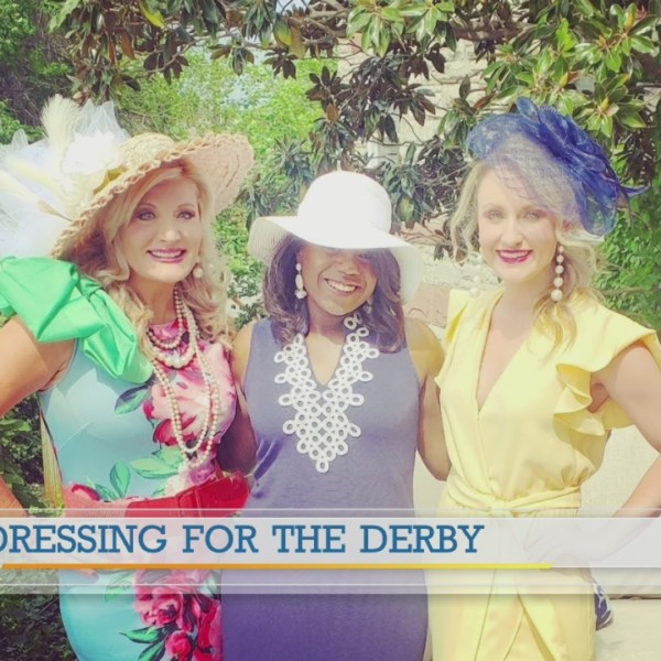 Dressing for the Derby