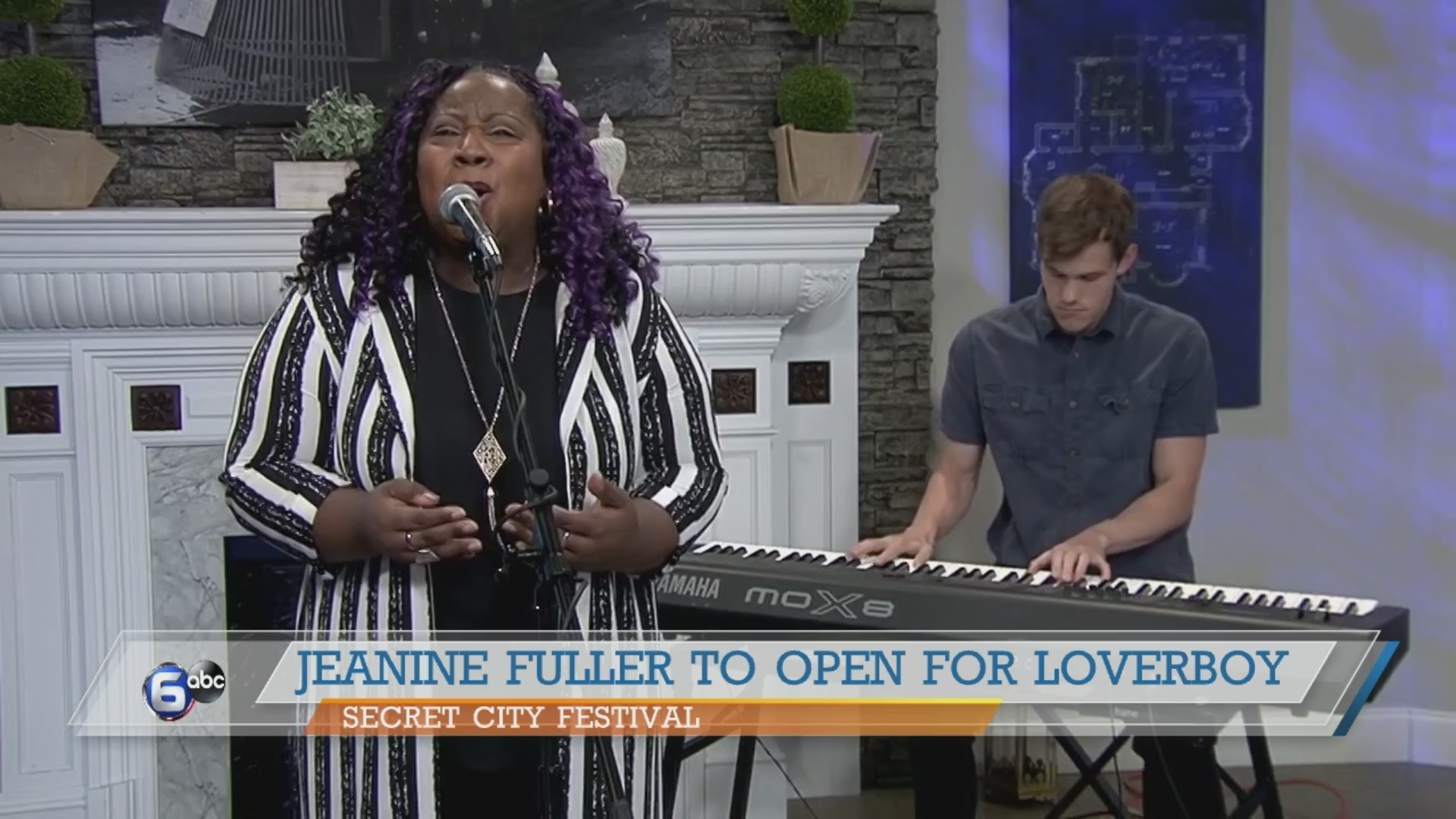 Jeanine Fuller to open for Loverboy