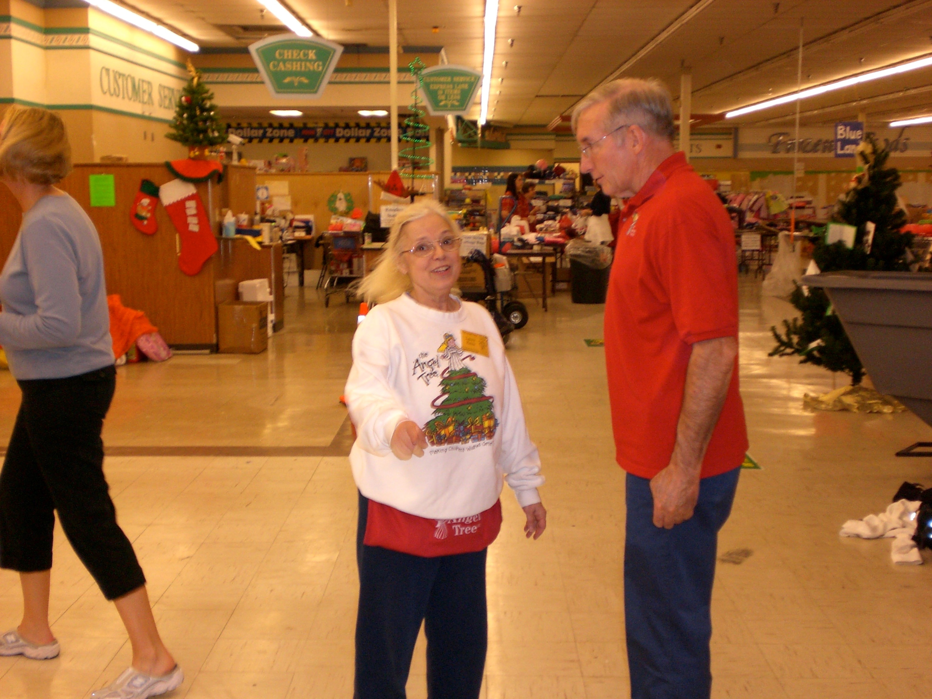 Angel Tree Program Founder To Be Laid To Rest