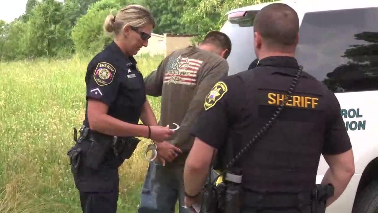 Dozens sought in Loudon County drug roundup