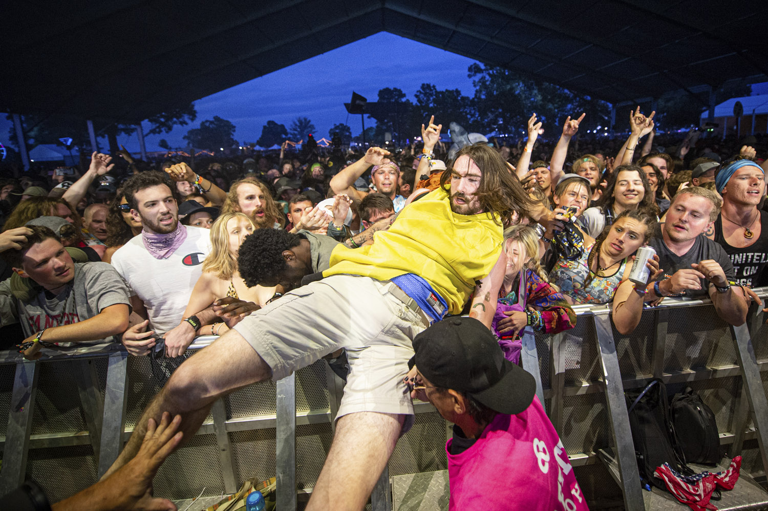2019 Bonnaroo Music and Arts Festival - Day 2_1560599847694