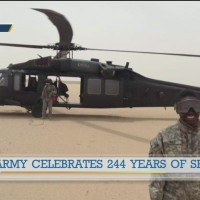 Army celebrates 244 years of service