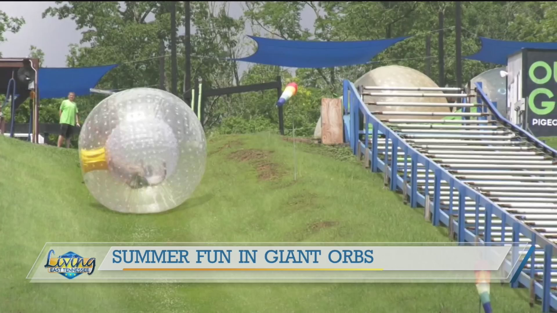 Outdoor Gravity Park Wate 6 On Your Side