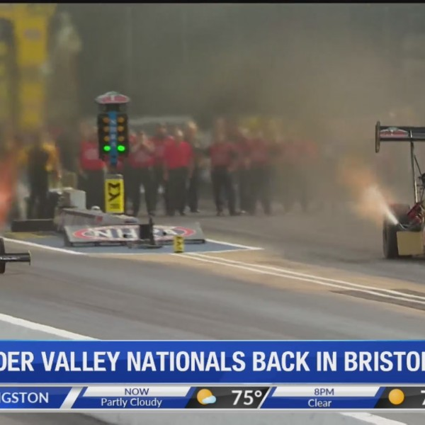 Thunder Valley Nationals back to Bristol Dragway this weekend