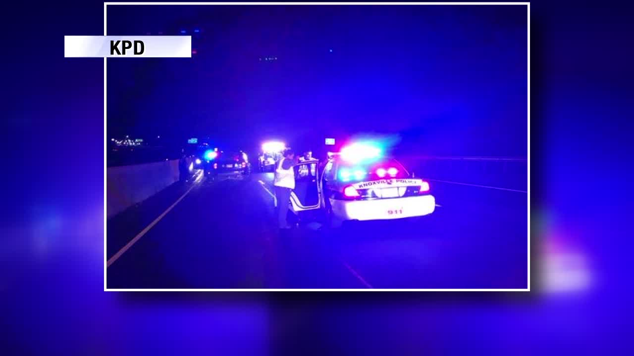 Police sergeant escapes crash, DUI data on trend with yearly