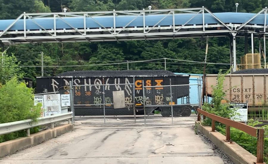 Protesting Harlan County miners say they 'just want what
