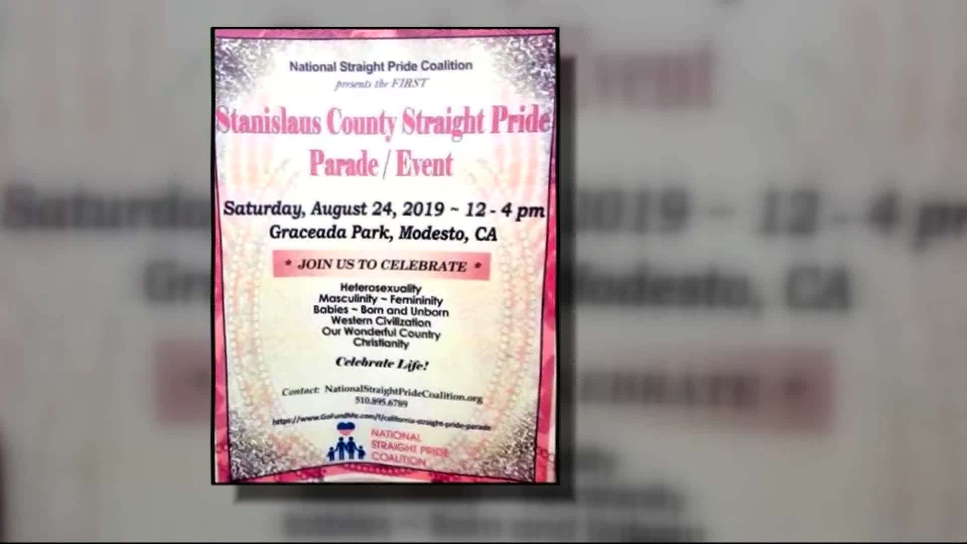 This California city is hosting a 'straight pride parade' | WATE