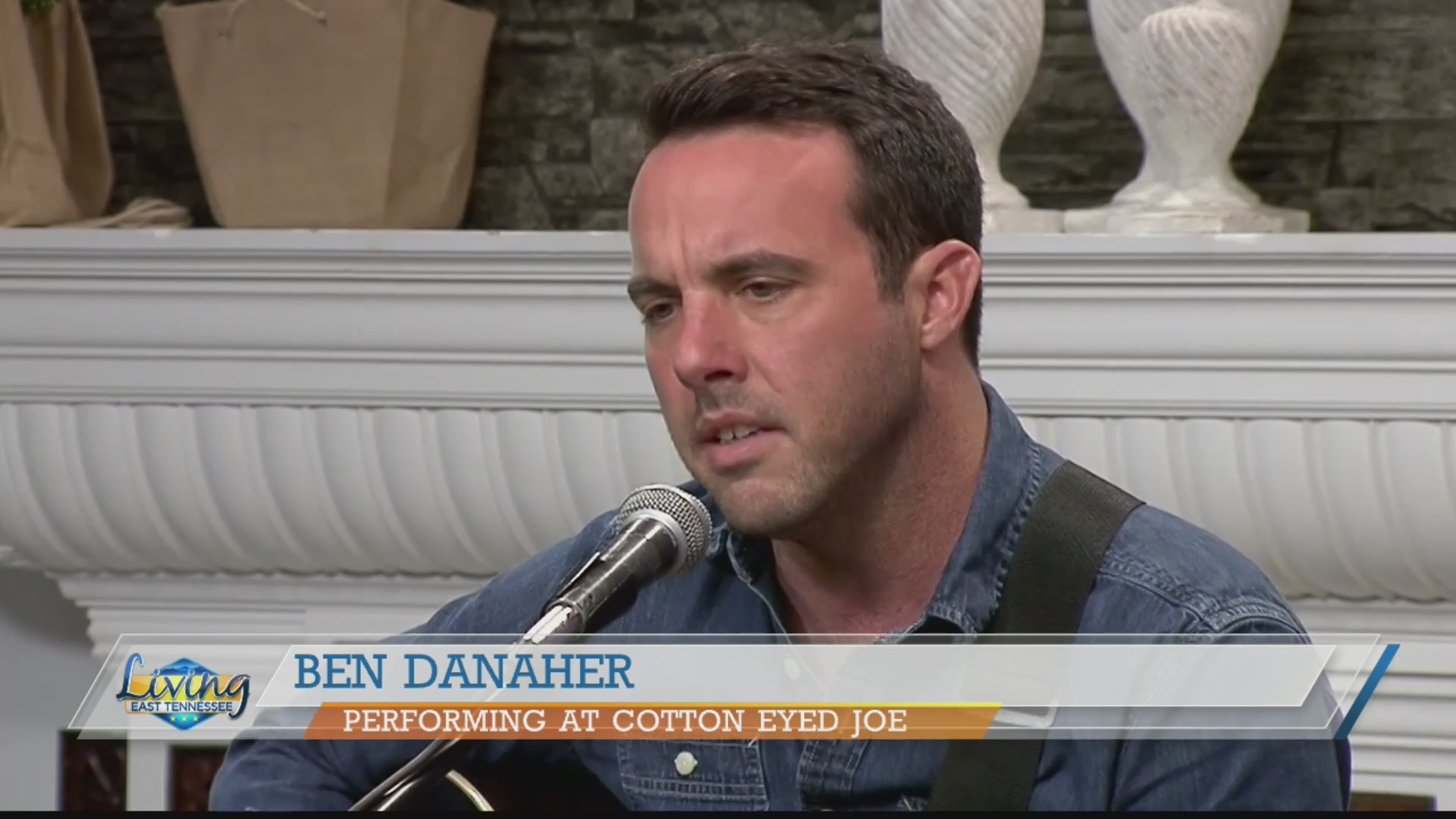 Don't miss Ben Danaher at The Cotton Eyed Joe | WATE