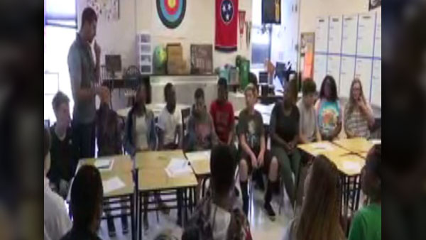 Northwest Middle School takes on new year with 'social-emotional learning'
