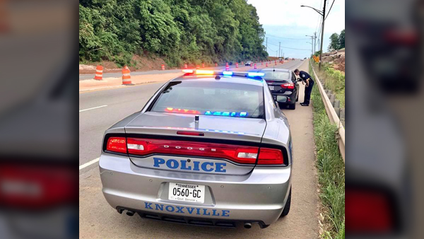 KPD releases Labor Day traffic enforcement results | WATE