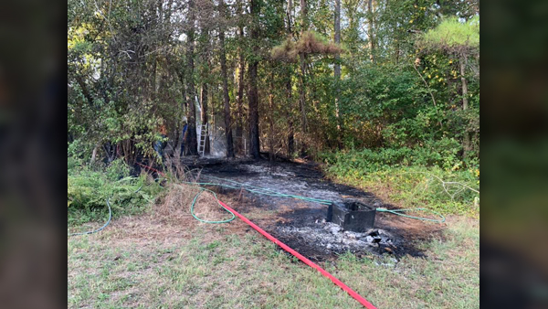 Loudon County deputies warn of brush fire danger amid dry