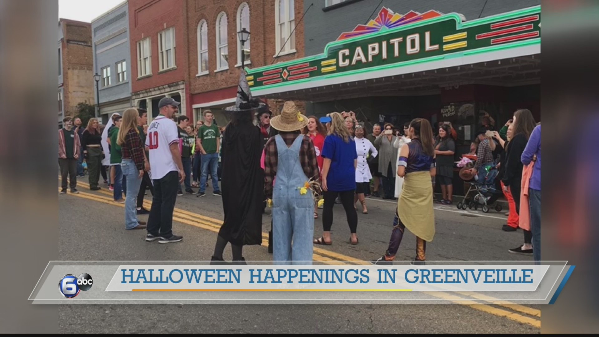 Halloween Events 2020 Greeneville Tn It's time for Halloween Happenings in Greeneville | WATE 6 On Your