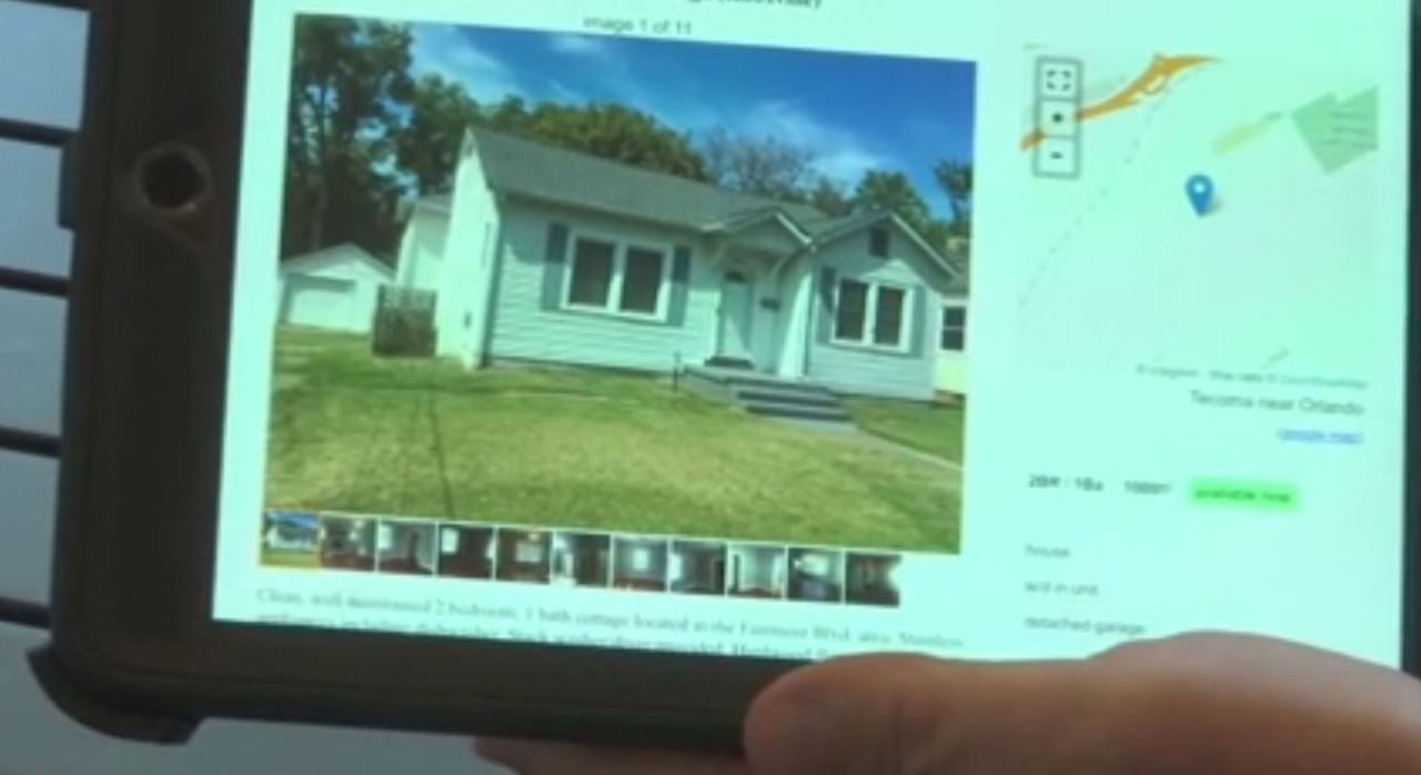 Would Be Renter Loses Hundreds In Craigslist Rental Scam True Owners Reach Out To Alleged Scammer Wate 6 On Your Side