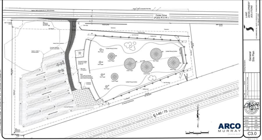Topgolf site plans approved by Town of Farragut planning