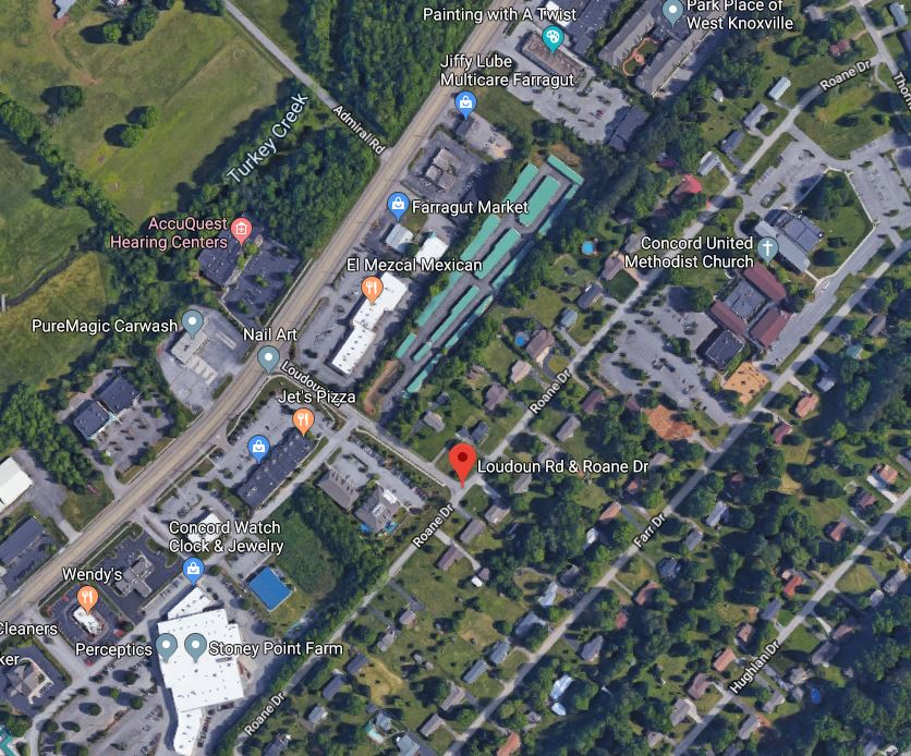 emergency crews respond to reported vehicle