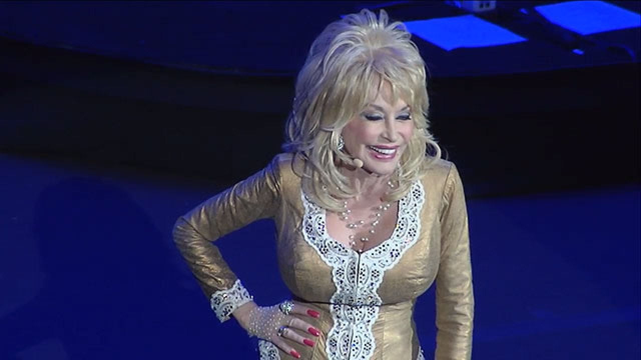 dolly parton challenge - photo #39