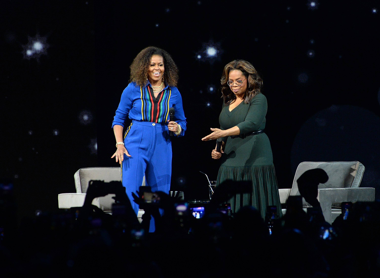 OPRAH-ALL Oprah Winfrey 2020 Campaign Button Set of 6