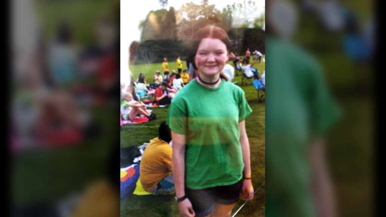Knoxville Police searching for missing 13-year-old | WATE 6 On ...