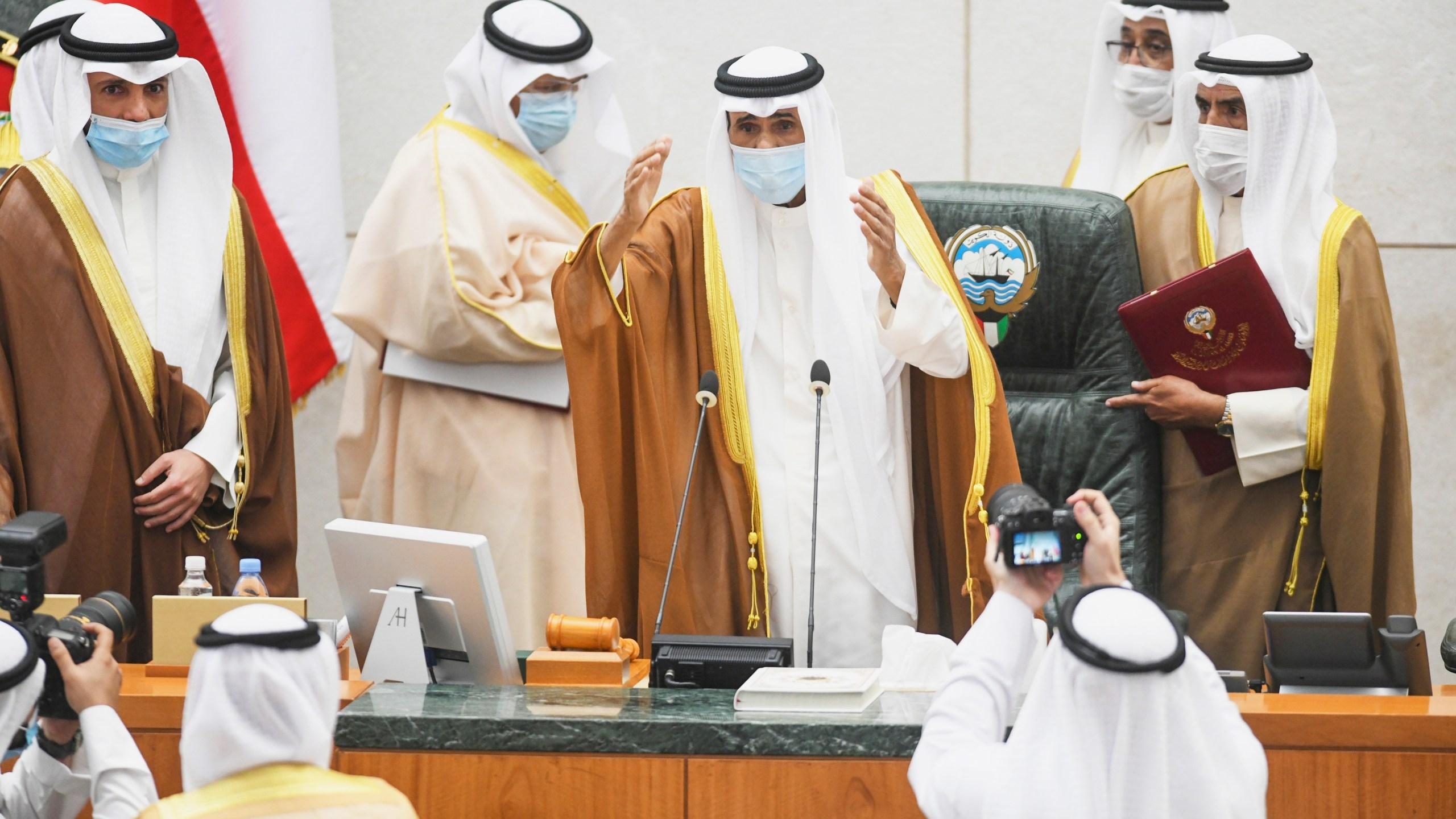 Nawaf Al Ahmad Al Sabah