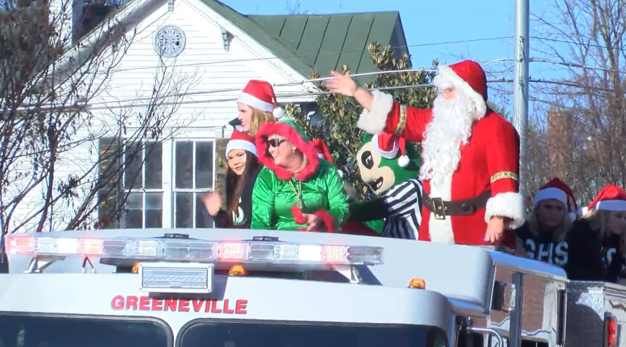 Maryville Tn Christmas Parade 2020 2020 Greeneville Christmas Parade canceled due to COVID 19