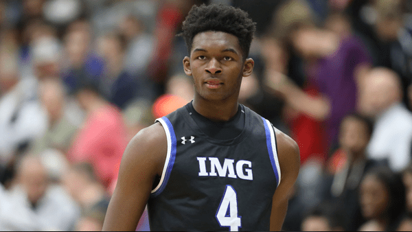 Five-star basketball prospect commits to Tennessee