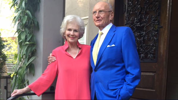 Jim, Natalie Haslam donate $5 million to UT Medical Center
