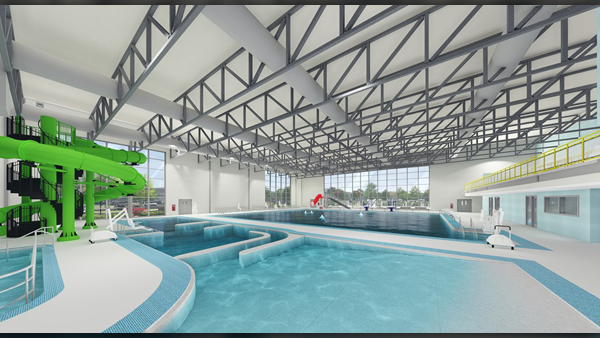 morristown community center coming 2022