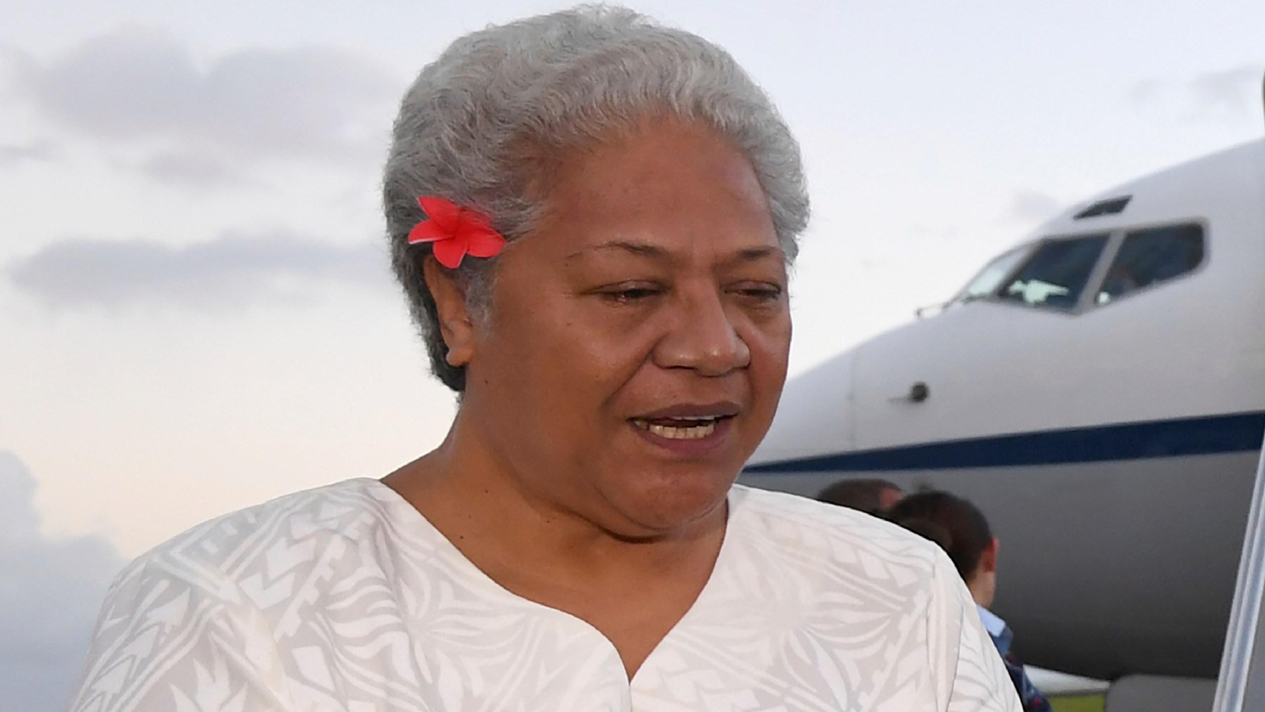 Fiame Naomi Mata'afa