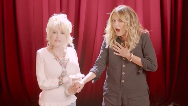 Dolly Parton Carly Pearce grand ole opry member surprise