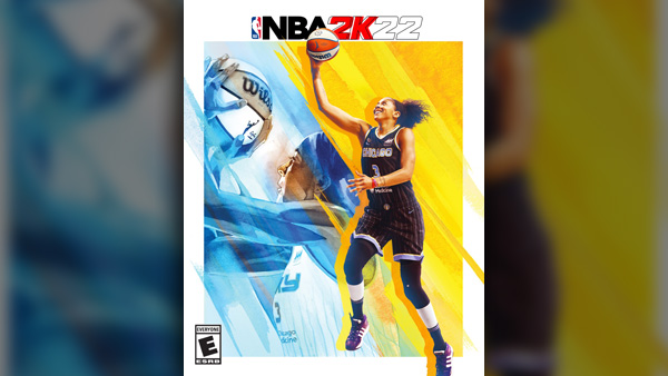 Lady Vols candace parker becomes first ever woman on NBA 2K cover