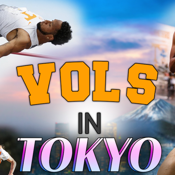 university of tennessee vols at Tokyo Olympics 2020