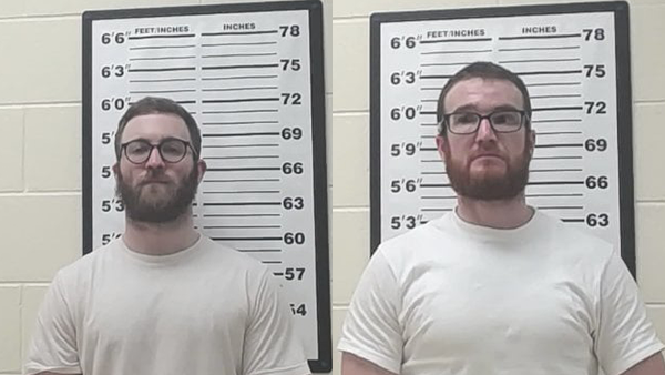 fentress county escaped inmates in Jamestown