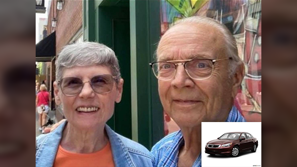 knox county sheriff's office missing couple Paul and Judith Arens