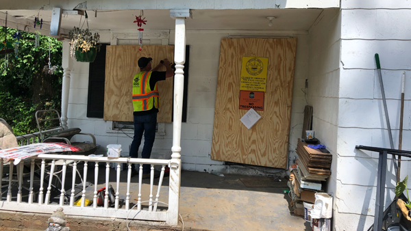 east knoxville drug trafficking nuisance house shuttered