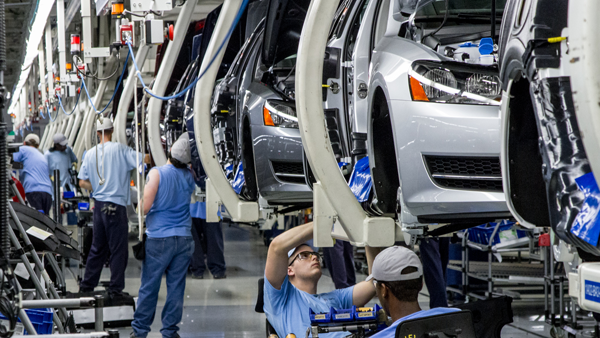 volkswagen chattanooga plant to end passat production