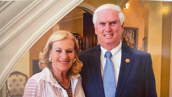 Congressman Jimmy Duncan wife Lynn Duncan