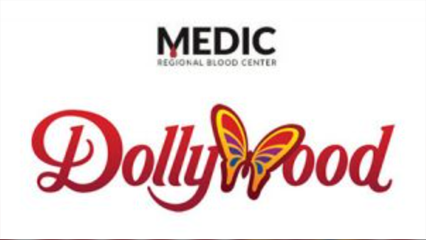 MEDIC Regional Blood Center and Dollywood offering free ticket with donation