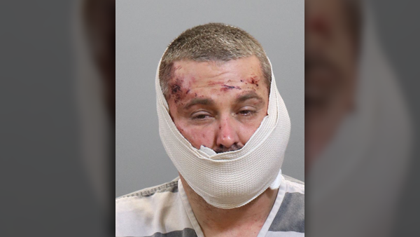 Maryville man Michael Ruggiero charged with assaulting first responders after leading police on high-speed chase