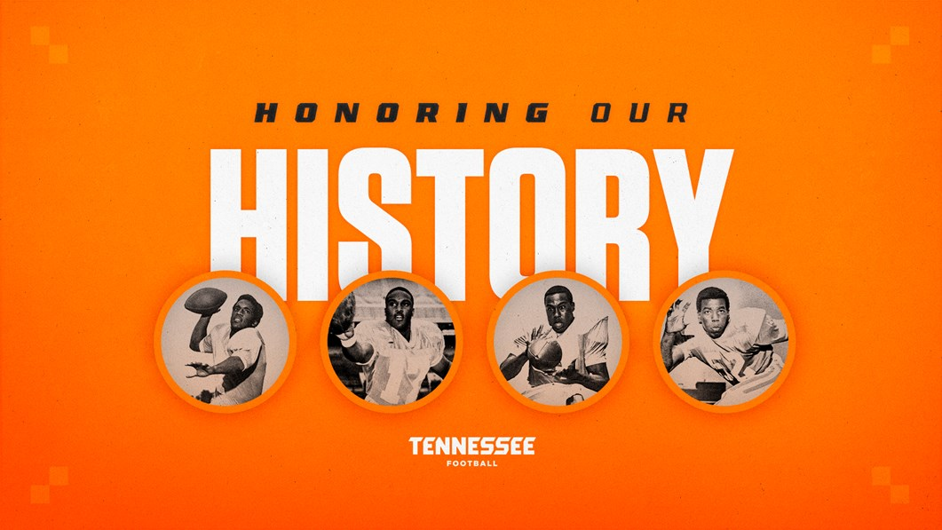 University of tennessee to unveil statues of four trailblazing Black football players