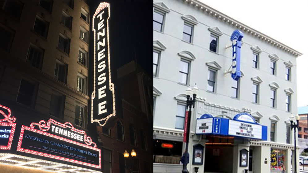 Tennessee Theatre, Bijou Theatre